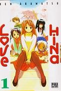 Love Hina Tome 1 de Ken AKAMATSU Pika Edition année 2011 ISBN 9782811604738 livre de poche broché dimensions 12,3x18,2 cm, 192 pages
