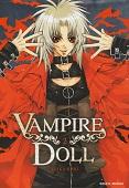 Vampire doll tome 1 dErika KARI Editions Soleil Manga année 2010 ISBN 9782302013360 livre broché format poche de 13,2x18,3 cm, 198 pages