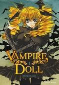 Vampire doll tome 2 dErika KARI Editions Soleil Manga année 2010 ISBN 9782302013377 livre broché format poche de 13,2x18,3 cm, 198 pages